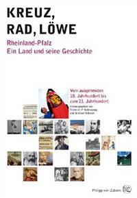 Buch »Kreuz, Rad, Löwe. Rheinland-Pfalz«