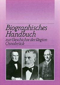 Buch »Biographisches Handbuch zur Geschichte der Region Osnabrück«
