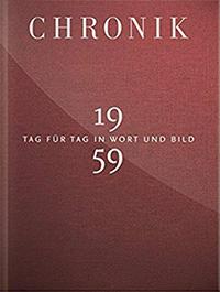 Buch »Jubiläumschronik 1959«
