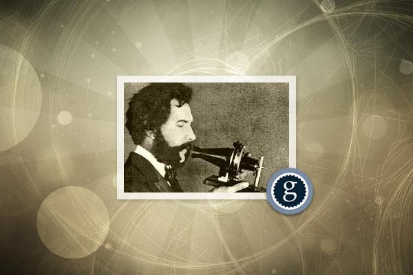 👤 Alexander Graham Bell (1847–1922) · geboren.am