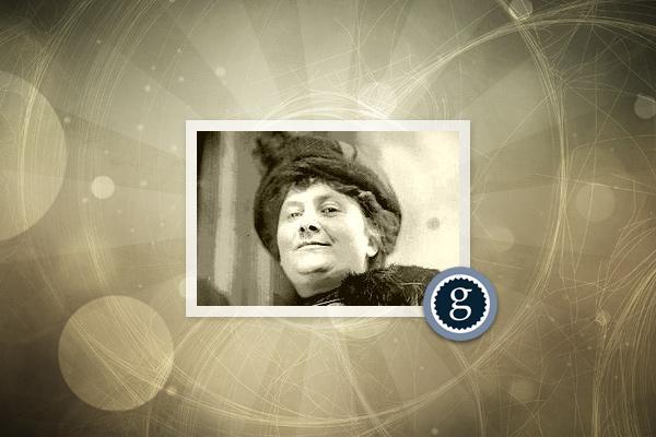 maria montessori 18701952 geborenam - Maria Montessori Lebenslauf