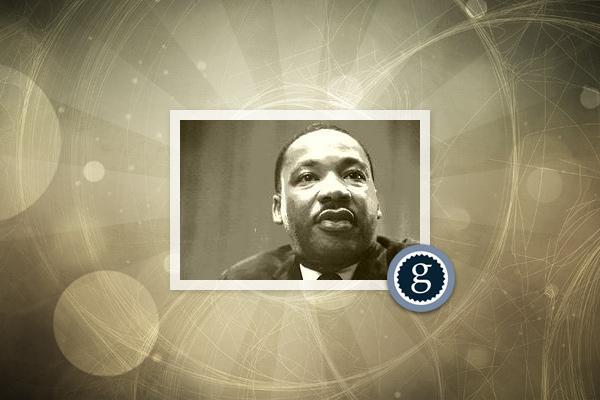 Martin Luther King 1929 1968 Geboren Am
