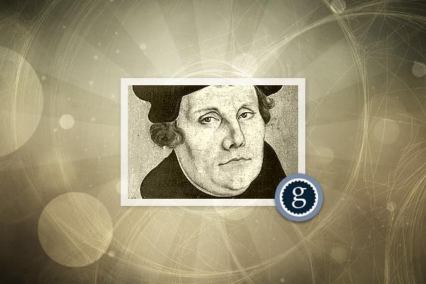 Martin Luther 14831546 Geborenam