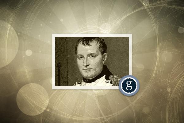 Napoleon Bonaparte 1769 1821 Geboren Am