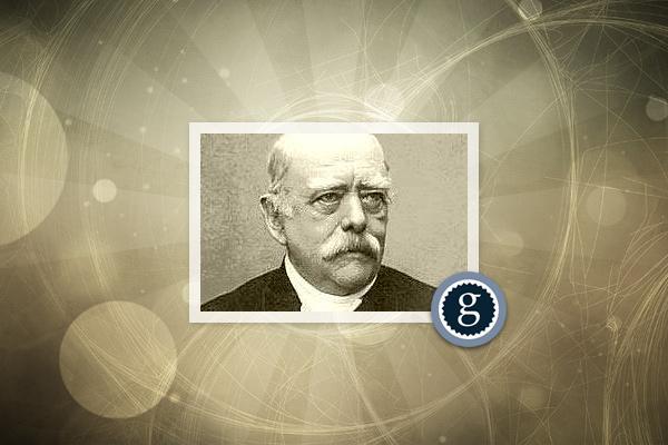 otto von bismarck 18151898 geborenam