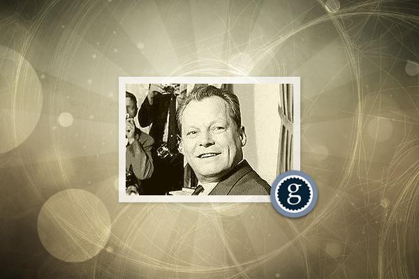 willy brandt 19131992 geborenam - Willy Brandt Lebenslauf