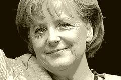 63-Jährige Angela Merkel