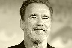 71-Jähriger Arnold Schwarzenegger