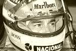 Ayrton Senna, geboren am 21.März 1960
