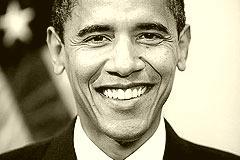 58-Jähriger Barack Obama