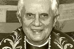 92-Jähriger Benedikt XVI.