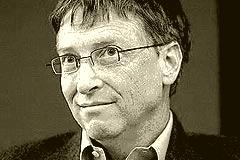 65-Jähriger Bill Gates