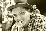 Bruno Mars, geboren am 8.Oktober 1985