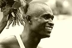 David Lekuta Rudisha