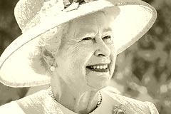 90-Jähriger Elizabeth II.