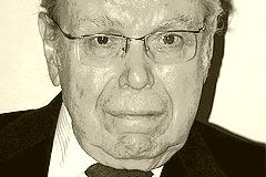 97-Jähriger Javier Pérez de Cuéllar