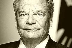77-Jähriger Joachim Gauck