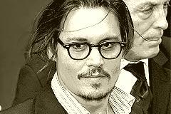 53-Jähriger Johnny Depp