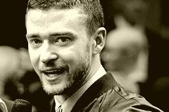 37-Jähriger Justin Timberlake