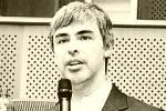 Larry Page, geboren am 26.März 1973
