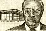 Ludwig Mies van der Rohe, geboren am 27.März 1886