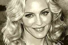 58-Jähriger Madonna