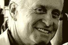 74-Jähriger Michael Douglas