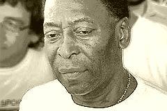 80-Jähriger Pelé