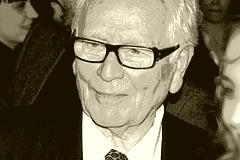 96-Jähriger Pierre Cardin