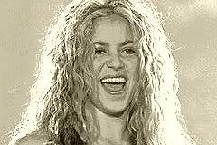 40-Jähriger Shakira