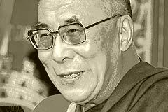 84-Jähriger Tenzin Gyatso