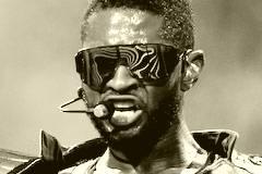 38-Jähriger Usher