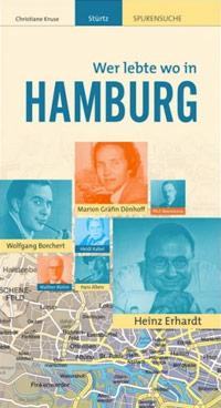 Buch »Wer lebte wo in Hamburg«