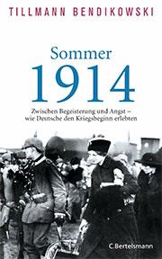 Buch »Sommer 1914: Zwischen Begeisterung und Angst«