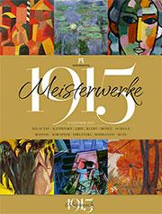 Buch »Kunst-Kalender 2015: Meisterwerke 1915«