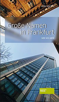 Buch »Große Namen in Frankfurt: Wer wo lebte«