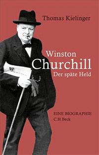 Buch »Winston Churchill. Der späte Held«