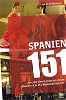 Buch »Spanien 151. Portrait eines Landes mit vielen Gesichtern«