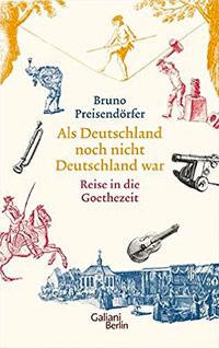 Buch »Als Deutschland noch nicht Deutschland war«