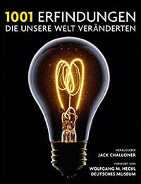 Buch »1001 Erfindungen, die unsere Welt veränderten«