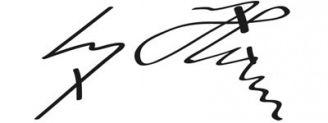 Unterschrift Adolf Hitler