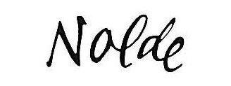Unterschrift Emil Nolde