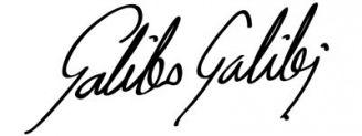 Unterschrift Galileo Galilei
