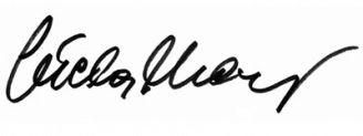 Unterschrift Gisela May