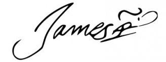 Unterschrift Jakob I./VI.