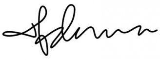 Unterschrift Madonna