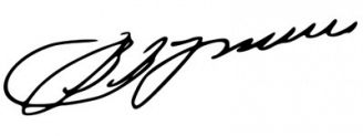 Unterschrift Wladimir Putin